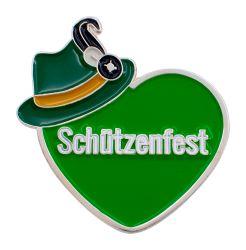 "Herzpin ""Schützenfest"""