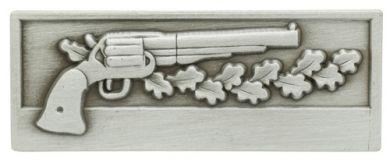 Meisterschaftsabzeichen Revolver