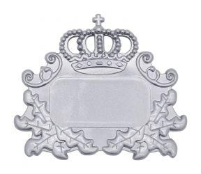 Königsabzeichen 4 silber