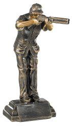 Trophäe Schütze FS52503 bronze