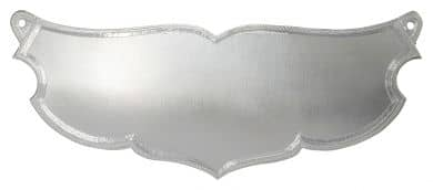 Echtsilber-Brustschild MB70507