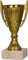 Pokale mit Henkel 3er Serie TRY-9082 bronze