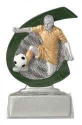 Fußballerpokal C650 silber