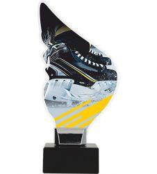 Acryltrophäe Eishockey