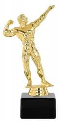 Figur Bodybuilder FS-D35 gold