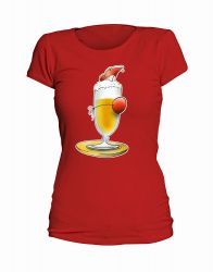 "T-Shirt ""Narrenbier"" - Damen"