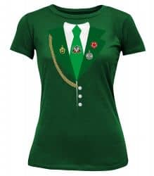"T-Shirt ""Uniform"" - Damen"