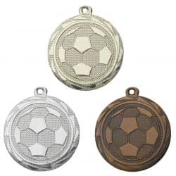 """Fußballmedaille """"Ball"""" 45mm Ø"""