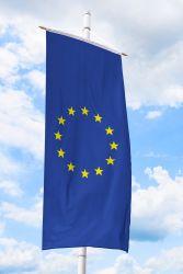 Europa Bannerfahne