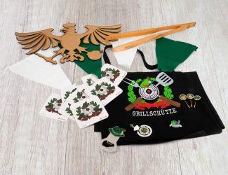 Paket für das Gartenschützenfest - Mittel