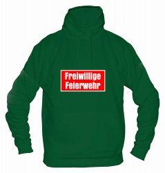 """Hoodie """"Freiwillige Feierwehr"""" - Herren"""