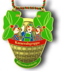 "individueller Karnevalsorden ""Gruppe"""