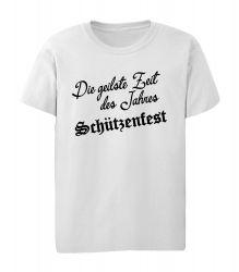 """T-Shirt """"Geilste Zeit"""" - Kinder"""