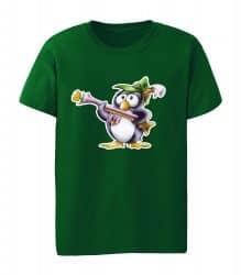 """T-Shirt """"Pinguin Rosabella"""" - Kinder"""