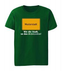 """T-Shirt """"Wie die Stadt"""" - Kinder"""