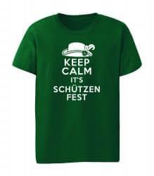 "T-Shirt ""Keep Calm"" - Kinder"