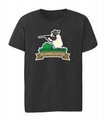 """T-Shirt """"Schafschütze"""" - Kinder"""