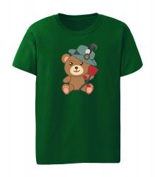 "T-Shirt ""Teddy HuBÄRt"" - Kinder"