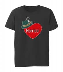 "T-Shirt ""Horrido"" - Kinder"