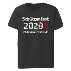 """T-Shirt """"Schützenfest 2020"""" - Kinder"""
