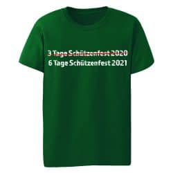 "T-Shirt ""6Tage"" - Kinder"