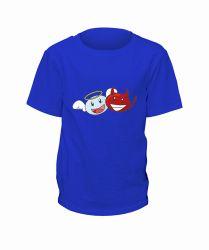"""T-Shirt """"Angel & Devil"""" - Kinder"""