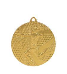 "Medaille ""Handball"" Ø 50mm mit Band"