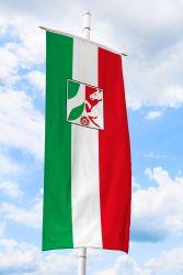 NRW Bannerfahne Bürgerflagge