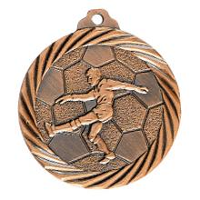 """Medaille """"Fußball"""" bronze"""