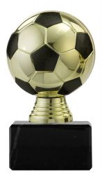 "Ballpokal ""Fußball"" PF300.2 gold/schwarz"