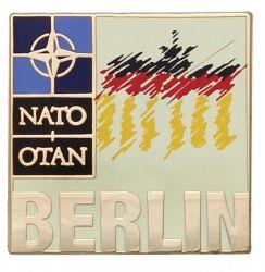 "Pins Hartemaille ""Berlin NATO"""