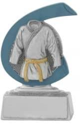 Judopokal C650 silber