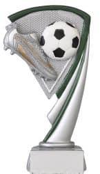 SALE: Fußballpokale 3er Serie C801 17 cm