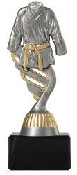Judopokal PF214 altsilber/gold