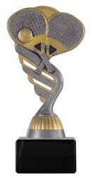 Squashpokal PF243 altsilber-gold