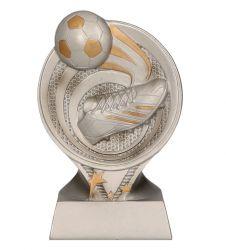 Fußball und Schuh TRY-RS2301 silber gold