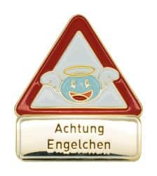Achtung Engelchen - Pin