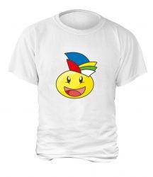 """T-Shirt Smilie """"Der Jecke"""" - Herren"""