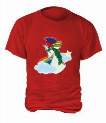 """T-Shirt """"Einhorn Narrenkappe"""" - Herren"""