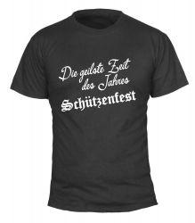 """T-Shirt """"Geilste Zeit"""" - Herren"""