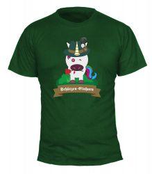 """T-Shirt """"Schützeneinhorn"""" - Herren"""