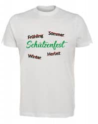 """T-Shirt """"Jahreszeiten"""" - Herren"""