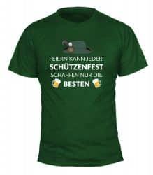 "T-Shirt ""Feiern kann jeder"" - Herren"