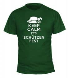"T-Shirt ""Keep Calm"" - Herren"