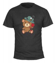 "T-Shirt ""Teddy HuBÄRt"" - Herren"