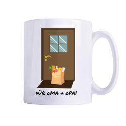 """Tasse """"Für Oma & Opa"""""""
