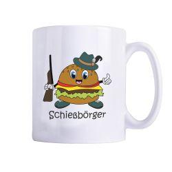 """Tasse """"Schießbörger"""""""