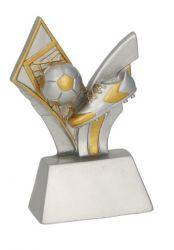 Ein Schuh mit Ball TRY-RE019 silber gold