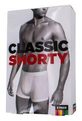 Unterwäsche Classic Shorty 2er Pack