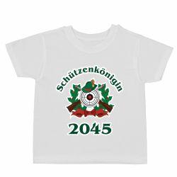 "Kindershirt ""Schützenkönigin 2045"""